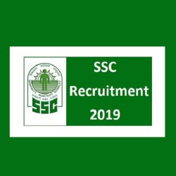 SSC Inviting applications for Various Vacancies, Salary More than 1 lakh