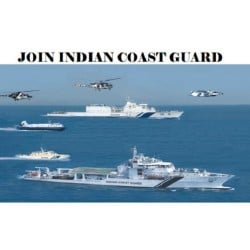 Indian Coast Guard Applications for Navik (Domestic Branch) 10th Entry Concludes Today, Apply Now