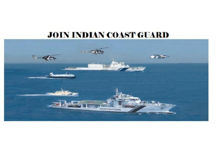 Indian Coast Guard Navik Recruitment 2020: Vacancy for 50 Posts, 10th Pass Candidates can Apply