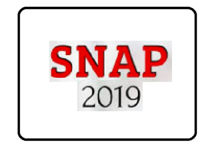 SNAP 2019 Admit Card Released, Get Direct Link Here