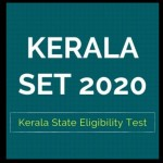 Kerala SET 2020: Application Process Deadline in 2 Days,  Check Details & Apply