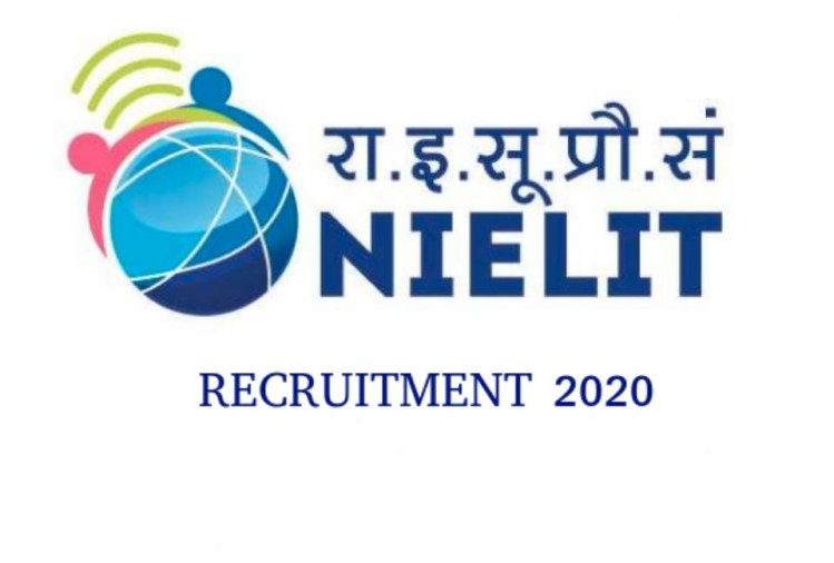 NIELIT Recruitment Exam 2020: Important Details You Should Know Given Here