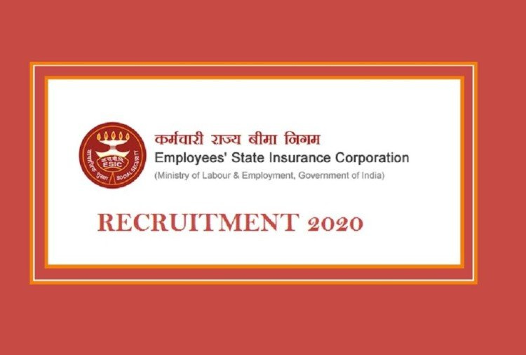 ESIC Recruitment 2020: Vacancy for Junior Resident, Last Date in June