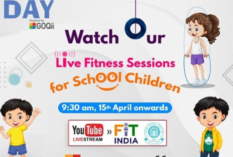 CBSE Starts Live Fitness Sessions for School Students for Holistic Well being