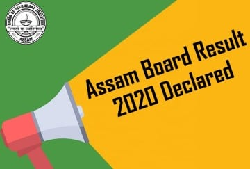 Assam Board AHSEC HS Result 2020 Declared, Check Here