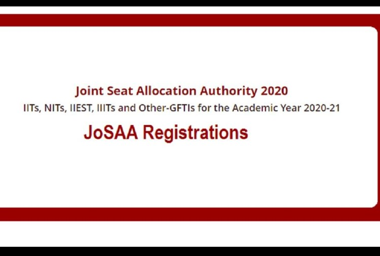 JEE Advanced 2020 Result Declared, Registrations for JoSAA To Begin Tomorrow