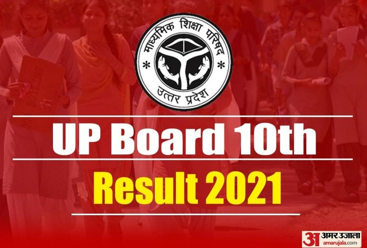 UP Board 10th Result 2021: 99.53% students pass, result details and direct link here