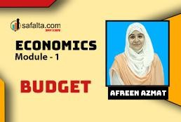 Budget: Banking and SSC