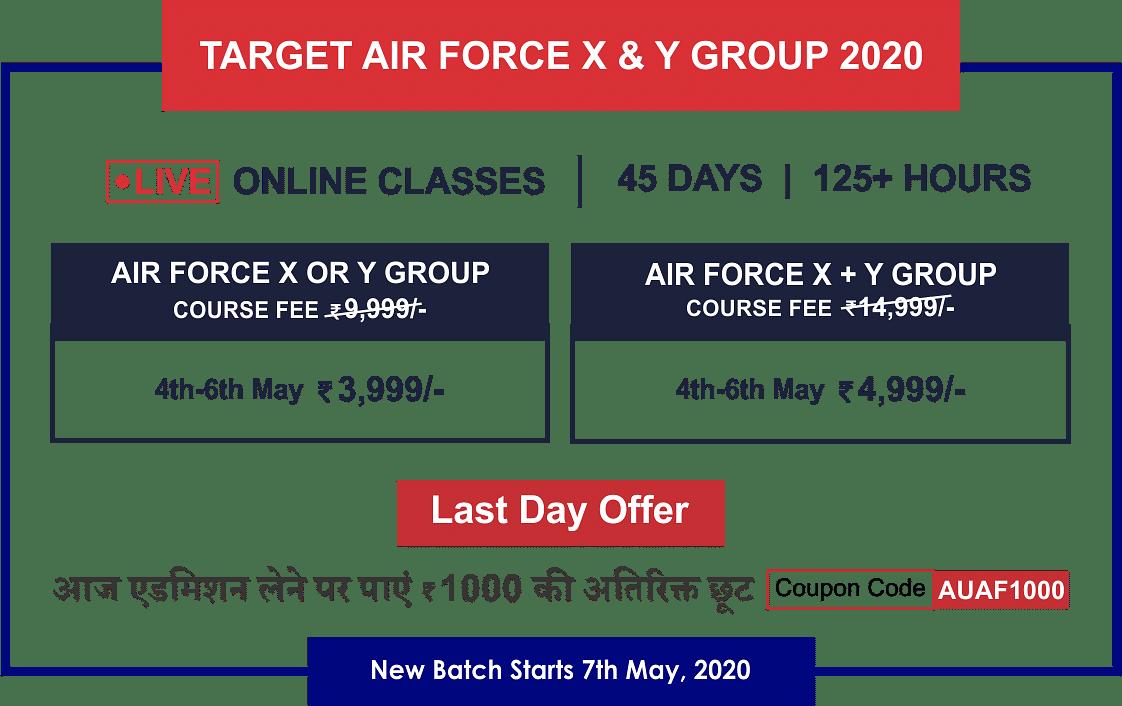 Air Force 2020