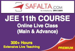 JEE 11th Course - Online Live Class (Main & Advance)