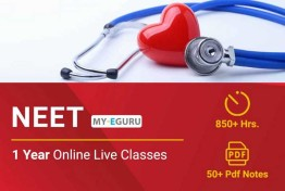Full Year Course For NEET ( UG ) 2021