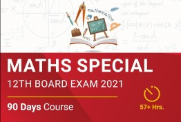 12th Board Math Special