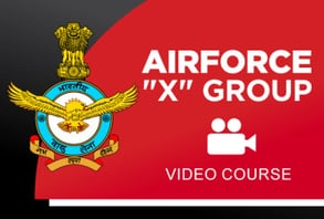 Airforce 'X' Group Course 2021