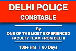 Delhi Police - Constable - 60 Days Course