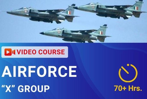 "Airforce ""X"" Group Video Course"