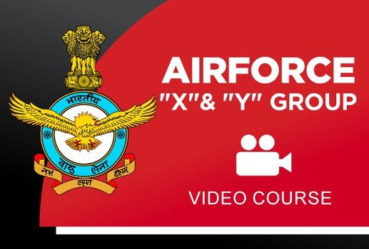 "Airforce ""X"" & ""Y"" Group Video Course"