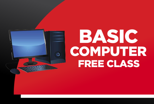 Basic Computer- Free Class