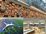 The list of top five airports of the world