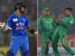 India vs Pakistan: no Sixes in this  T20I match