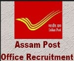 Assam Post office is hiring Gramin Dak Sevaks