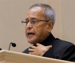 President inaugurates AMU campus in West Bengal