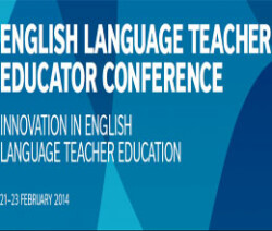 International teacher educator conference in Hyderabad from Feb 21