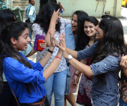 Girls outshine boys in class X exams of Chhattisgarh board
