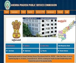Andhra Pradesh PSC Group 2 services exam (screening test) 2016 results declared, know your marks here