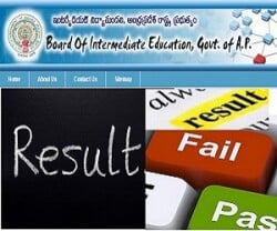 Andhra Pradesh Inter Public Exam 2017 results declared
