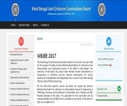 WBJEE Results 2017 Likely To Be Announced Today