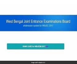 WBJEE Results 2017 Declared, Know How To Check Scores