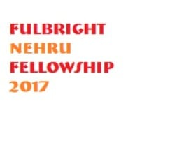 Apply For Fulbright-Nehru Academic and Professional Excellence Fellowships 2017
