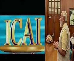 PM Modi Likely To Launch ICAI Revised Syllabus Today