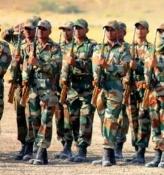 Army Recruitment: 1,800 Candidates Appear for the Test in Jammu & Kashmir