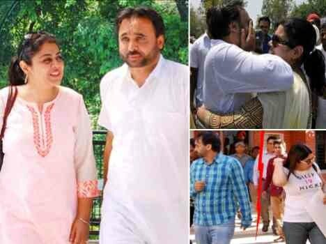 aap mp bhagwant mann wife controversial statement