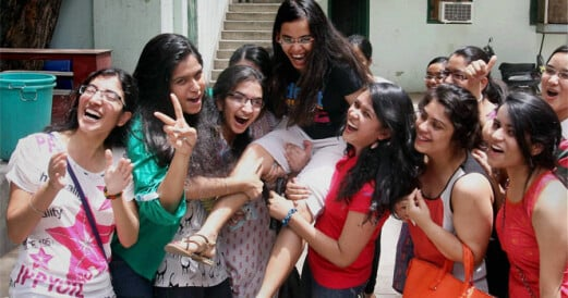 Girls outshine boys in CBSE Class XII exams