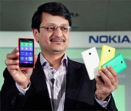 Nokia launches Android phone 'X' in India