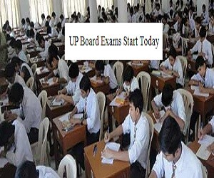 UP Board Exams Start Today