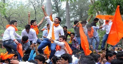 DUSU Election 2017 Results: NSUI Wins President  Post, ABVP Bags Secretary