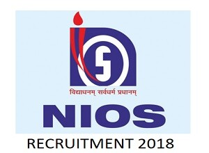 NIOS is Recruiting EDP Supervisor, Junior Assistant Expected Salary Rs63000