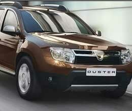 renault duster test drive