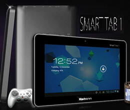 karbonn presents jelly bean tab
