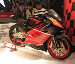 mahindra to lauch bike soon