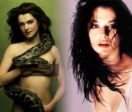 actress look more attractive rachel weisz