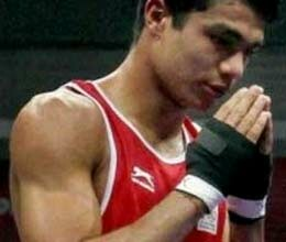 boxer vikas returned to india