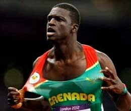 kirani james big star emerged from little country