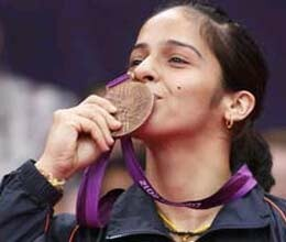 saina won bronze but not pleasure for victsory