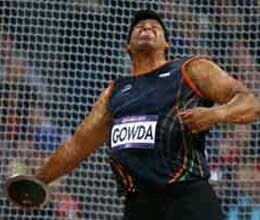 vikas gowda ousted from london olympics