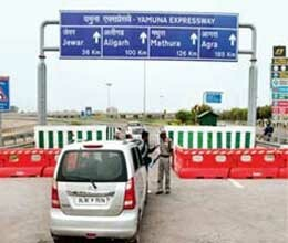 yamuna expressway would be expensive inauguration on thursday
