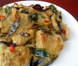 chinese style fish paprika recipe